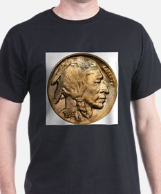 Nickel Indian-Buffalo T-Shirt