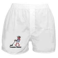 Treasure Hunter Boxer Shorts