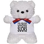 Colorado Sucks Teddy Bear