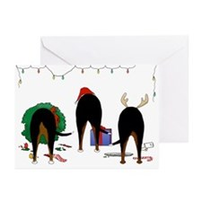 Swissie Christmas Greeting Cards (Pk of 20)