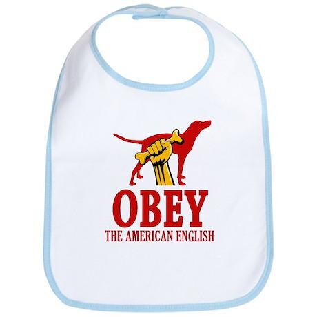 American English Coonhound Bib