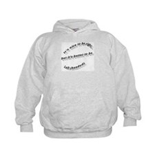 Better to be Left-handed Hoodie