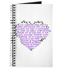 Bible Love passage Journal