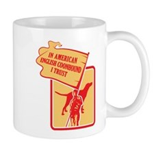 American English Coonhound Mug