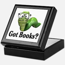 Got Books? Keepsake Box