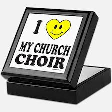 CHURCH CHOIR Keepsake Box