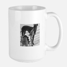 Sweet Kisses Large Mug