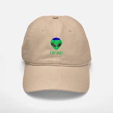 Shalom Alien Baseball Baseball Cap