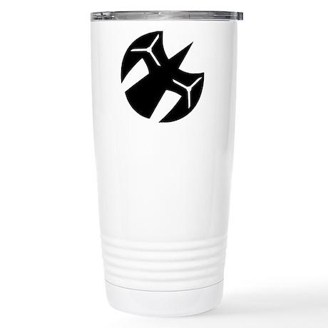 BLACKBIRD Stainless Steel Travel Mug
