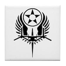 Osprey Dagger Tile Coaster