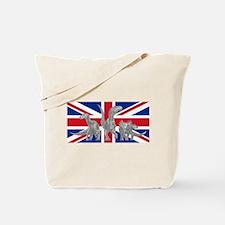 British Dinosaurs Tote Bag