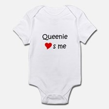 S Infant Bodysuit