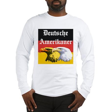 Deutsche Amerikaner Long Sleeve T-Shirt
