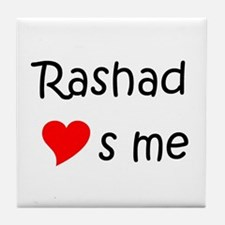 Cool Rashad Tile Coaster