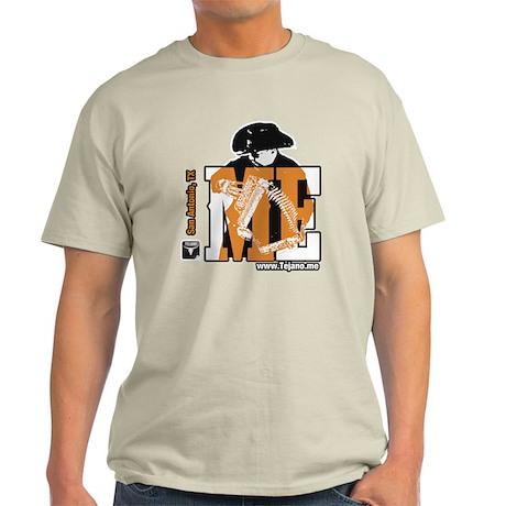 Tejano.Me San Antonio, TX Light T-Shirt