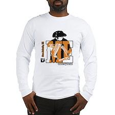 Tejano.Me San Antonio, TX Long Sleeve T-Shirt