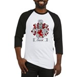 Caccini Family Crest Baseball Jersey