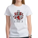 Caccini Family Crest Women's T-Shirt