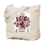 Caccini Family Crest Tote Bag