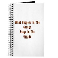 What Happens In Garage Dad Journal