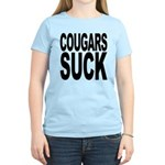 Cougars Suck Women's Light T-Shirt