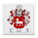 Cala Family Crest Tile Coaster