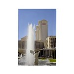 Caesars Palace Rectangle Magnet (100 pack)