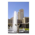 Caesars Palace Postcards (Package of 8)