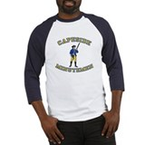 Capeside minutemen Baseball Tee