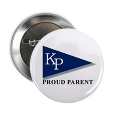 """PROUD PARENT 2.25"""" Button"""