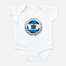 Honduras Soccer Infant Bodysuit
