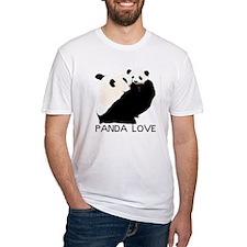 panda mom and cub Shirt