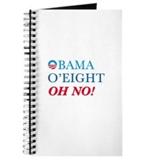 Obama OEight Oh No Journal
