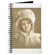 Bonnet Girl Journal