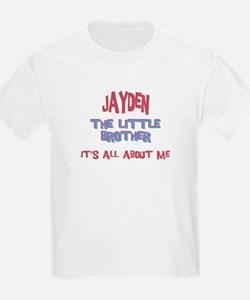 Jayden - All About Brother T-Shirt