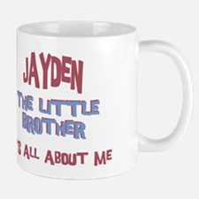 Jayden - All About Brother Mug