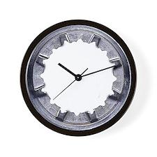 Dog Ring Wall Clock