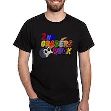 2nd Graders Rock T-Shirt