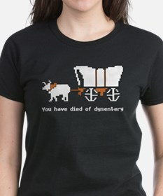 You have died of dysentery Tee