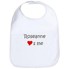 Roseanne Bib