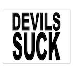 Devils Suck Small Poster