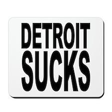 Detroit Sucks Mousepad