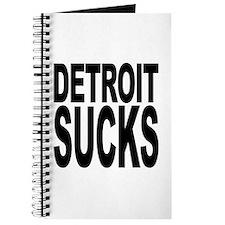 Detroit Sucks Journal