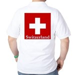 Swiss Cross-2 Golf Shirt