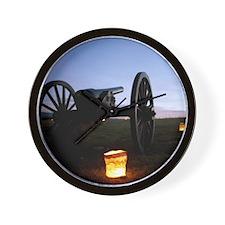 Cannon (90) Wall Clock