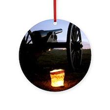Cannon (90) Ornament (Round)