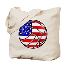 U.S. Volleyball Tote Bag