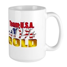 Team USA Volleyball Mug