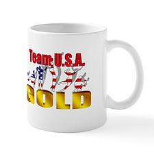 Team USA Volleyball Small Mug