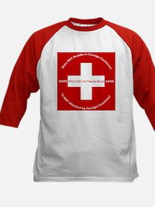 Swiss Cross/Peace Tee
